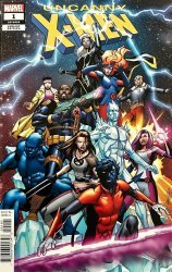 Marvel Comics's Uncanny X-Men Issue # 1h