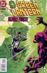 DC Comics's Green Lantern Issue # 54