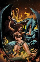 American Mythology's Pellucidar: Wings of Death Issue # 3c
