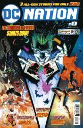 DC Comics's DC Nation Issue # 0samurai