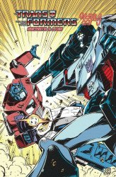 IDW Publishing's Transformers '84 TPB # 1