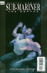 Marvel Knights's Sub-Mariner: The Depths Issue # 2