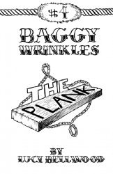 Lucy Bellwood's Baggy Wrinkles Issue # 4