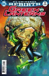 DC Comics's Green Lanterns Issue # 33b