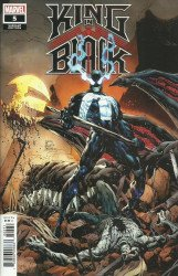 Marvel Comics's King in Black Issue # 5g