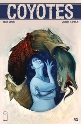 Image Comics's Coyotes Issue # 6