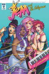 IDW Publishing's Jem and the Holograms Issue # 17