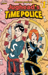 Archie Comics Group's Jughead's Time Police Issue # 1e