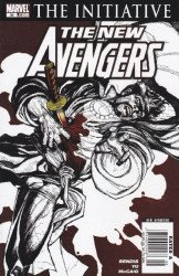 Marvel Comics's New Avengers Issue # 30b