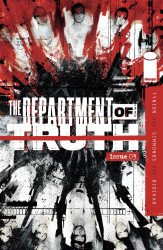 Image Comics's Department of Truth Issue # 3
