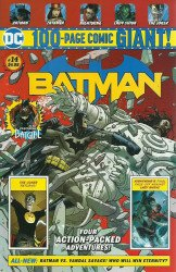 DC Comics's Batman Giant Giant Size # 14