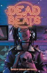 A Wave Blue World's Dead Beats: A Musical Horror Anthology Soft Cover # 1