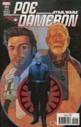 Marvel Comics's Poe Dameron Issue # 24