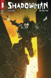 Valiant Entertainment's Shadowman Issue # 1f