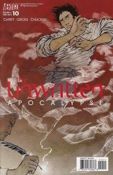 Vertigo's The Unwritten Issue # 10