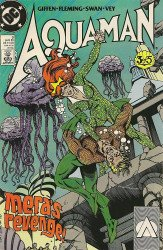 DC Comics's Aquaman Issue # 3