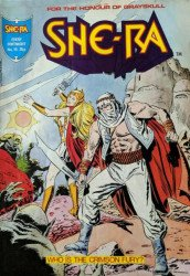 London Editions Magazines's She-Ra: Princess of Power Magazine Issue # 10