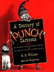 Simon & Schuster's A Century of Punch Cartoons Hard Cover # 1