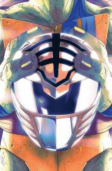 BOOM! Studios's Mighty Morphin Power Rangers/Teenage Mutant Ninja Turtles Issue # 2g
