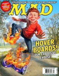 E.C. Publications, Inc.'s MAD Issue # 538