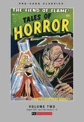 PS Artbooks's Pre-Code Classics: Tales of Horror Hard Cover # 2
