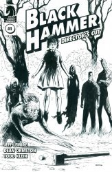 Dark Horse Comics's Black Hammer Issue # 1directors cut