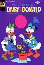 Gold Key's Daisy and Donald Issue # 8whitman