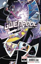 Marvel Comics's Gwenpool Strikes Back Issue # 1 - 2nd print