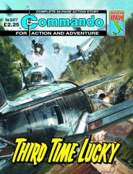 D.C. Thomson & Co.'s Commando: For Action and Adventure Issue # 5377