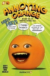 Papercutz's Annoying Orange Special box set 1-3