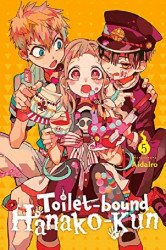 Yen Press's Toilet-Bound Hanako-Kun Soft Cover # 5