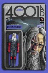 Valiant Entertainment's 4001 AD Issue # 4comiccollector