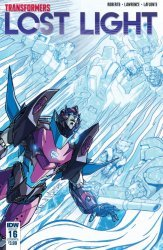 IDW Publishing's Transformers: Lost Light Issue # 16b