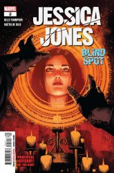 Marvel Comics's Jessica Jones: Blind Spot Issue # 2