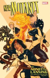 Marvel Comics's New Mutants by Dan Abnett & Andy Lanning: Complete Collection TPB # 2