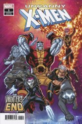 Marvel Comics's Uncanny X-Men: Winters End Issue # 1b