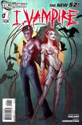 DC Comics's I, Vampire Issue # 1
