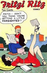 United Features Syndicate's Fritzi Ritz Issue nn (2)