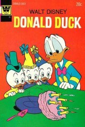 Gold Key's Donald Duck Issue # 154whitman
