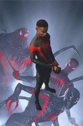 Marvel Comics's Miles Morales: Spider-Man Issue # 25k