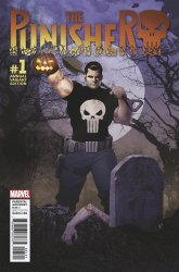 Marvel's The Punisher Annual # 1b