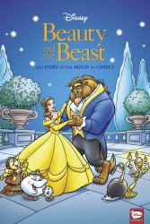 Dark Horse Comics's Disney: Beauty And The Beast Hard Cover # 1