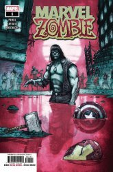 Marvel Comics's Marvel Zombie Issue # 1