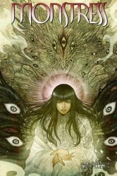 Image Comics's Monstress Hard Cover # 2