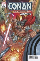 Marvel Comics's Conan 2099 Issue # 1b