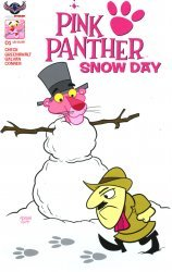 American Mythology's Pink Panther: Snow Day Issue # 1
