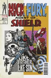 Marvel Comics's Nick Fury Issue # 6b