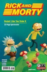 Oni Press's Rick and Morty: Pocket Like You Stole It Issue # 1gencon