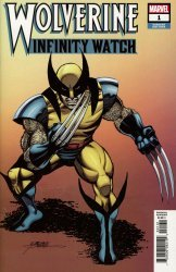 Marvel Comics's Wolverine: Infinity Watch Issue # 1c