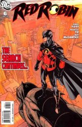 DC Comics's Red Robin Issue # 6